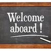 Welcome aboard on blackboard