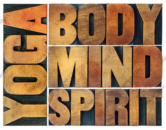 yoga, body, mind, soul and spirit