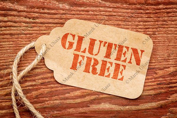 gluten free tag price