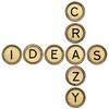 crazy ideas crossword