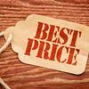 best price - marketing concept