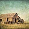 old homestead on Colorado prairie