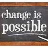 Change is possible positive phrase