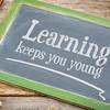 learning keeps you young on blackboard