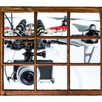 drones privacy invasion concept