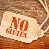 No gluten on paper price tag