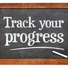 Track your progress advice on blackb oard