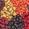 healthy dried superfruit berries
