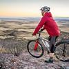 mountain biking in Colorado foothills