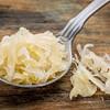 tablespoon of sauerkraut