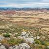 rugged terrain of northern Colorado