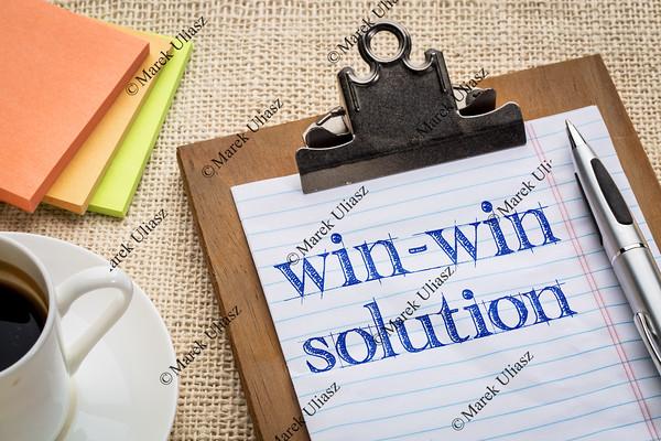 win-win solution concept