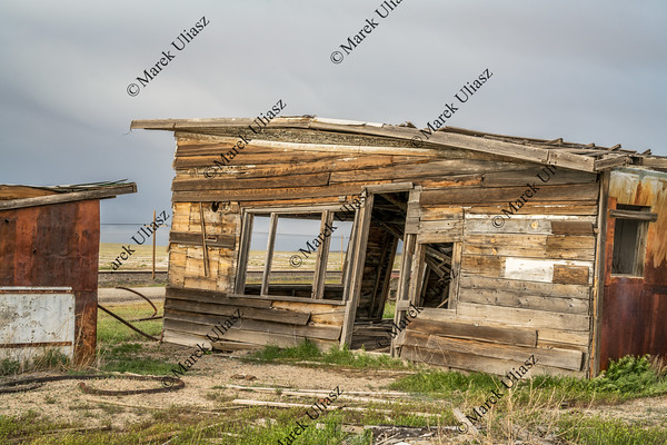 old store or gas station