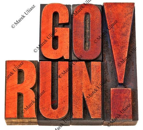 go run motivation banner