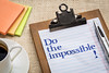 Do the impossible - clipboard