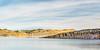 Horsetooth Reservoir panorama