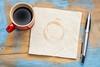 Design your life on napkin
