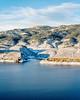 Horsetooth Reservoir and Rock
