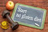 start no gluten diet advice