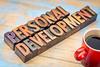 personal development in wood type