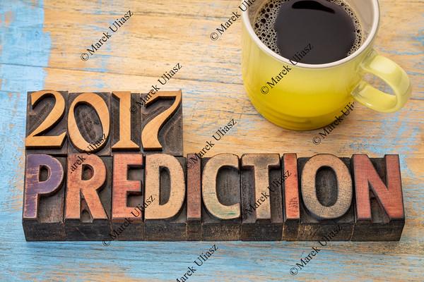 2017 prediction concept