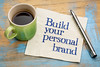 Build your personal brand advice