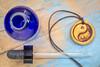 aromatherapy yin and yang pendant