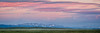 Medicine Bow Mountains panorama