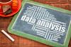 data analysis word cloud