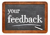 your feedback blackboard sign