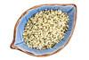 hemp seed hearts in a bowl