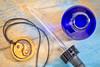 aromatherapy yin and yang necklace
