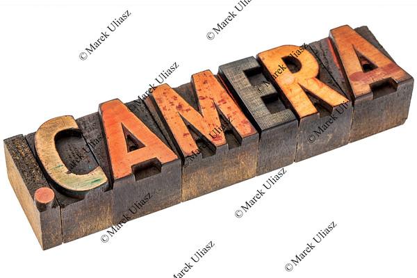 dot camera - photography website