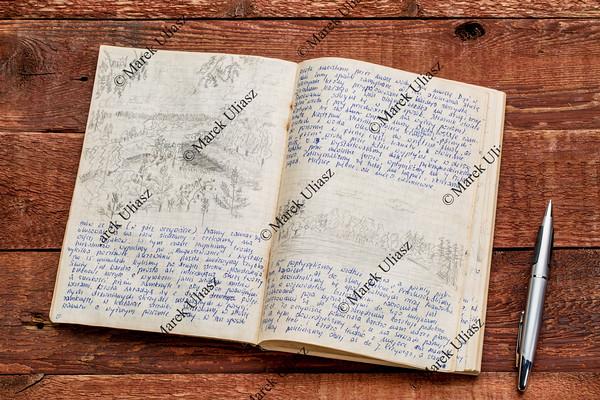 kayak expedition journal