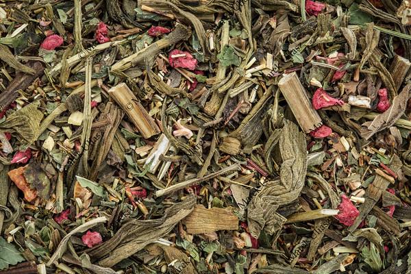 Breathing and bronchitis herbal tea