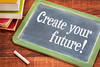 Create your future - blackboard