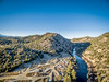 Arkansas River aerial view