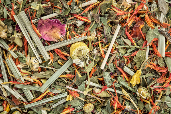 digestion and bloating herbal tea