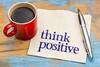 think positive - napkin concept
