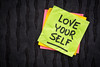 Love yourself reminder or advice