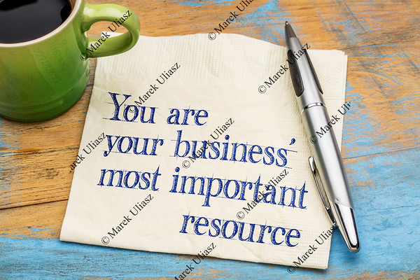 Your are important resource