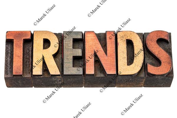 trends word in wood type