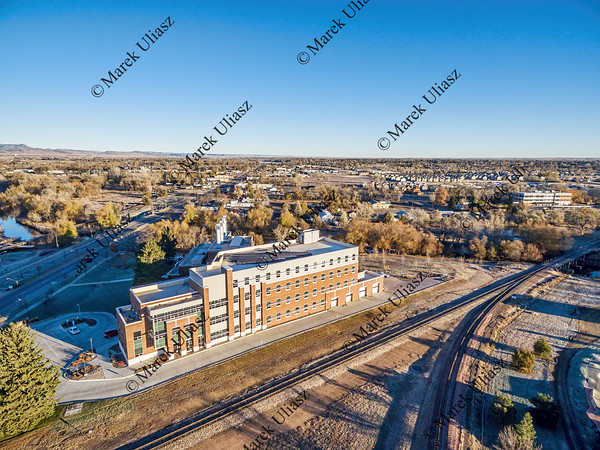 CSU Powerhouse Energy Campus