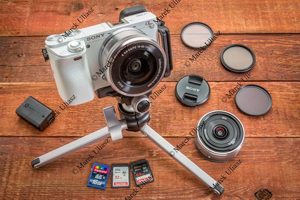 Sony A6000 mirrorless digital camera