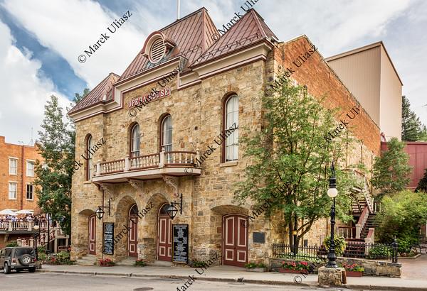historic Central City Opera House