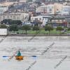 morning rowing workout in San Francisco