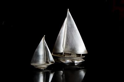 (A) puter sail boats