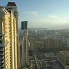 Highrise architecture Sunny Isles Beach Florida United States 4k