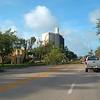Road debris after Hurricane Irma Miami FL