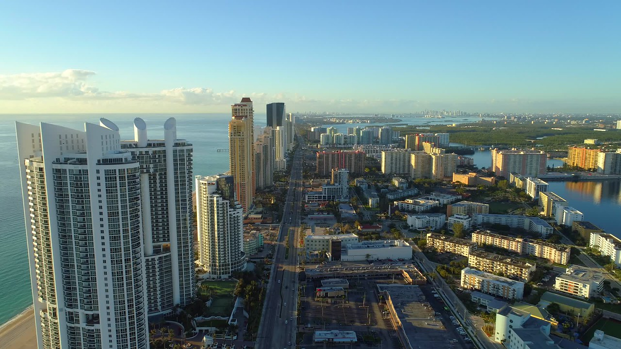 Travel destination Sunny Isles Beach FL USA